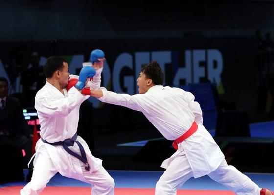 Karate Việt Nam lỡ hẹn với Olympic Tokyo 2020 ảnh 1