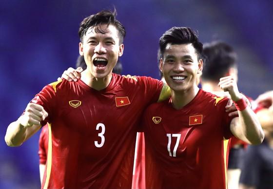 Những khoảnh khắc ấn tượng trong chiến thắng 4-0 của Việt Nam trước Indonesia ảnh 8