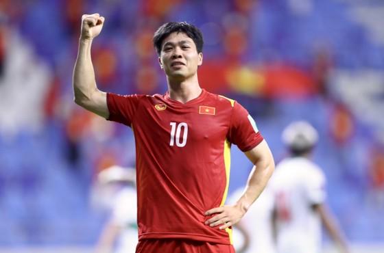 Những khoảnh khắc ấn tượng trong chiến thắng 4-0 của Việt Nam trước Indonesia ảnh 6