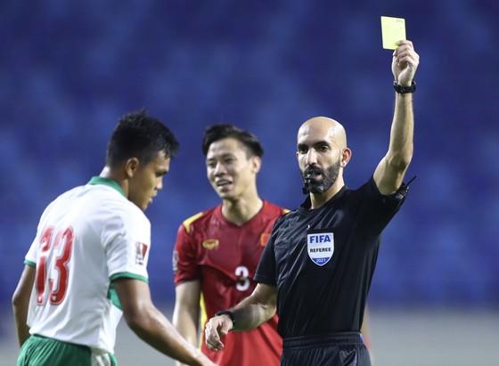 Những khoảnh khắc ấn tượng trong chiến thắng 4-0 của Việt Nam trước Indonesia ảnh 3