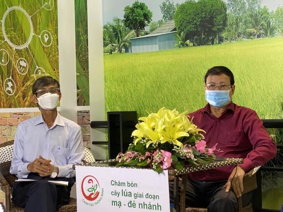 Tư vấn trực tuyến - Cách làm hay của Bình Điền giúp chuyển giao kỹ thuật canh tác cho nông dân trồng lúa vùng ĐBSCL ảnh 1