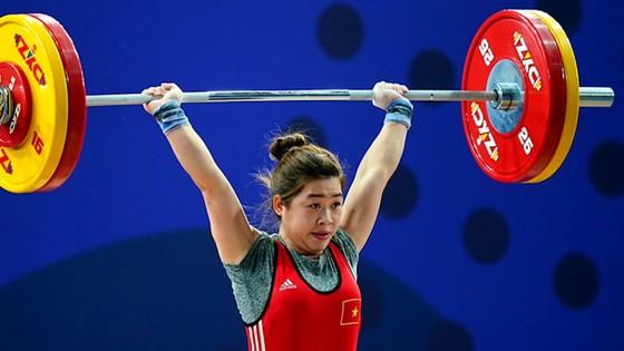 Cử tạ sáng cửa giành huy chương Olympic? ảnh 1