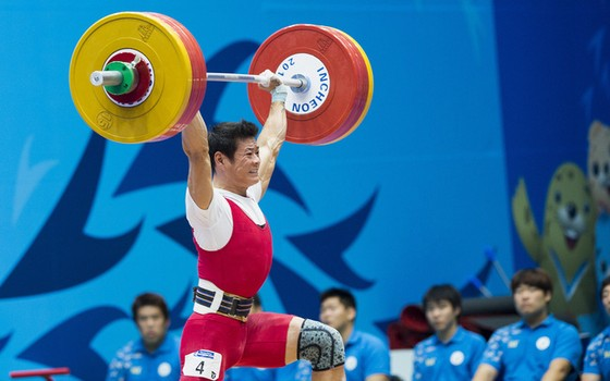 Lực sĩ Thạch Kim Tuấn vẫn được kỳ vọng giành huy chương tại Olympic Tokyo 2020.