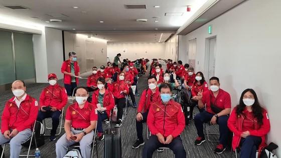 Đoàn Thể thao Việt Nam đã có mặt tại Nhật Bản, Uỷ ban Olympic quốc gia không đến Tokyo ảnh 1