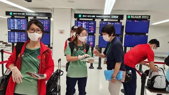 Đoàn Thể thao Việt Nam đã có mặt tại Nhật Bản, Uỷ ban Olympic quốc gia không đến Tokyo ảnh 4