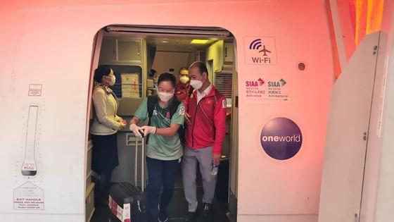 Đoàn Thể thao Việt Nam đã có mặt tại Nhật Bản, Uỷ ban Olympic quốc gia không đến Tokyo ảnh 3