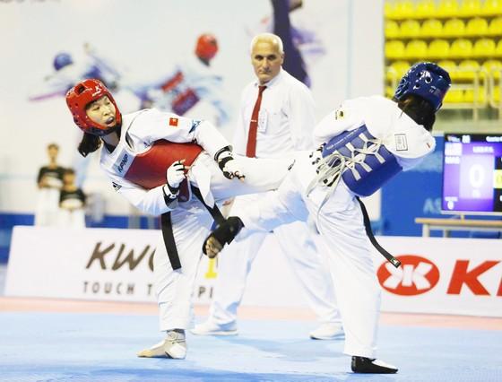 Thầy trò taekwondo Việt Nam và hành trình gian nan đến Tokyo ảnh 1