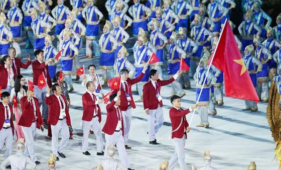 Thể thao Việt Nam tham dự Olympic.