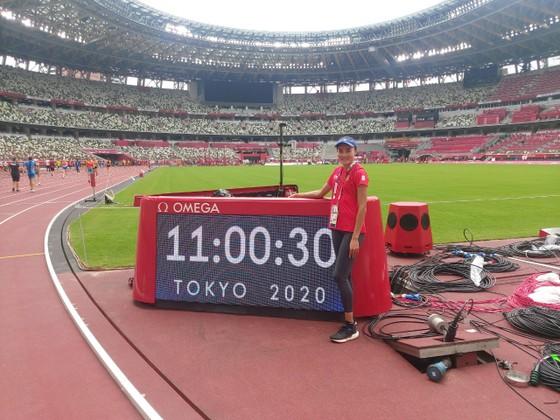 Quách Thị Lan sẽ thi đấu vòng loại 400m rào nữ trong ngày 31-7. Ảnh: T.S