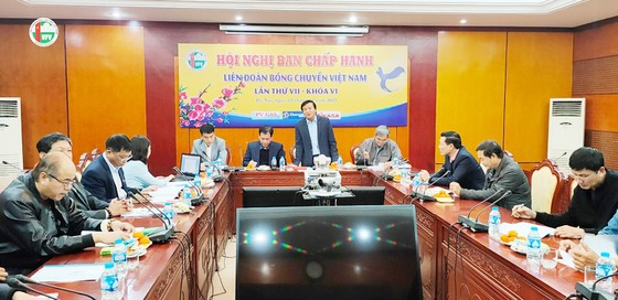 Liên đoàn bóng chuyền Việt Nam là một trong những tổ chức xã hội nghề nghiệp hoạt động chưa hiệu quả.