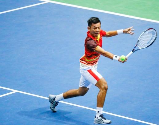 Lý Hoàng Nam sẽ cùng đội tuyển quần vợt dự Davis Cup 2021.