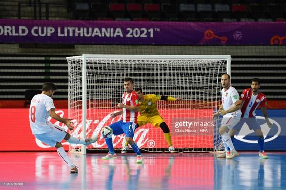 Tây Ban Nha khẳng định sức mạnh ở Futsal World Cup ảnh 1