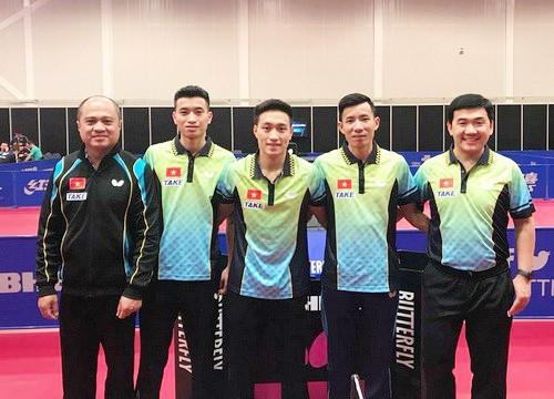 Giải bóng bàn vô địch châu Á 2021 vắng Việt Nam và Trung Quốc ảnh 1