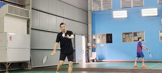Thầy trò cầu lông TPHCM chủ động tập luyện ảnh 5