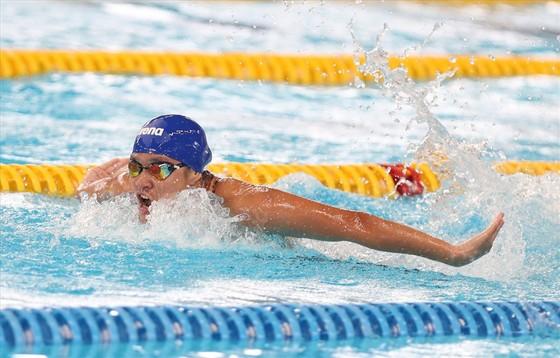 Bơi lội Việt Nam tập huấn tại Hungary chuẩn bị cho Giải vô địch thế giới 2021 ảnh 1