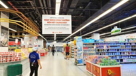 Đóng cửa đại siêu thị ở Hà Nội, Lotte Mart khẳng định nằm trong kế hoạch kinh doanh ảnh 1