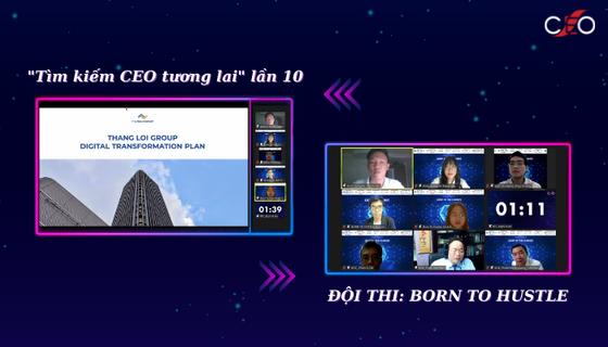 Căng thẳng cuộc tranh tài của top 15 thí sinh cuộc thi 'Tìm kiếm CEO tương lai'  ảnh 1