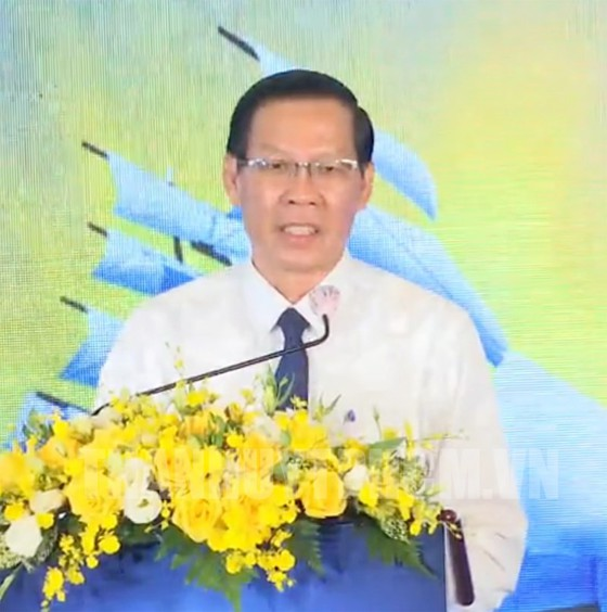 Chủ tịch UBND TPHCM Phan Văn Mãi: Trong khó khăn chúng ta nhìn thấy bản lĩnh của doanh nhân ảnh 2