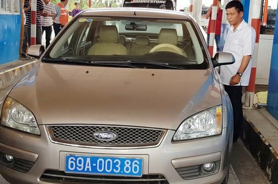 Cà Mau: Kỷ luật tài xế lái xe biển xanh phản đối trạm thu phí BOT Sóc Trăng ảnh 1