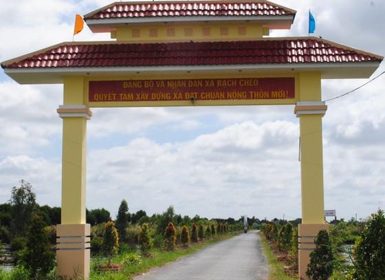 Cà Mau công nhận 9 xã đạt chuẩn nông thôn mới ảnh 1