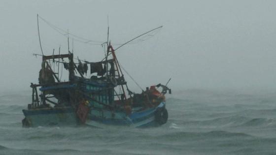 Sóng to gió lớn, cản trở cứu hộ tại Hòn Chuối, Cà Mau ảnh 2