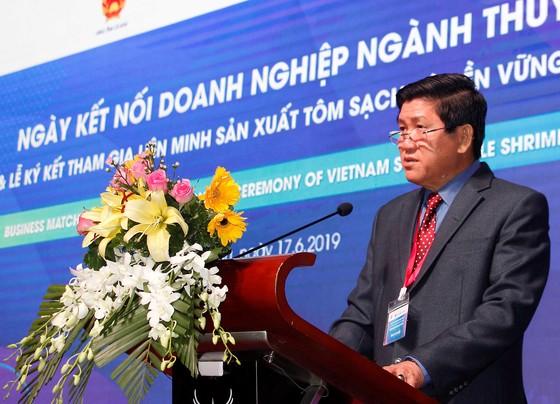 Các 'ông lớn' ngành tôm tham gia liên minh sản xuất tôm sạch và bền vững Việt Nam ảnh 2