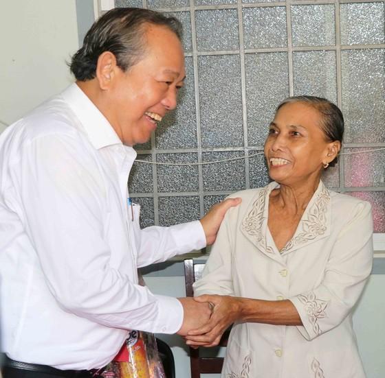 Phó Thủ tướng Thường trực Trương Hòa Bình làm việc tại Cà Mau ảnh 2