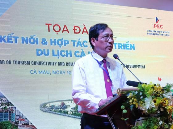 Cà Mau: Kết nối du lịch xuyên quốc gia với Thái Lan và Campuchia  ảnh 1
