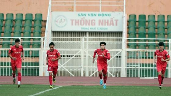 U23 Việt Nam bắt đầu vào giai đoạn nước rút. Ảnh: Dũng Phương