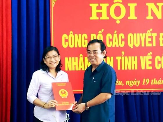 Phó Chủ tịch UBND tỉnh Bạc Liêu kiêm Giám đốc Sở GD-KH&CN ảnh 1
