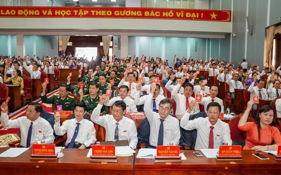 Đại hội đại biểu Đảng bộ tỉnh Cà Mau lần thứ XVI họp phiên trù bị ảnh 3