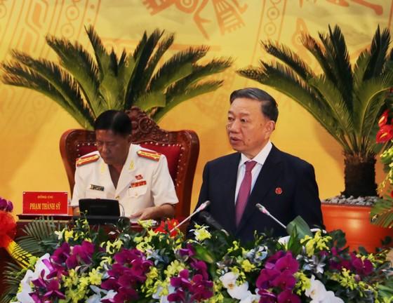 Đại tướng Tô Lâm: Cà Mau sớm trở thành vùng trọng điểm về kinh tế biển ảnh 2