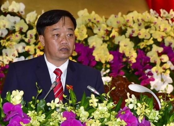 Đồng chí Nguyễn Tiến Hải tái đắc cử Bí thư Tỉnh ủy Cà Mau ảnh 3