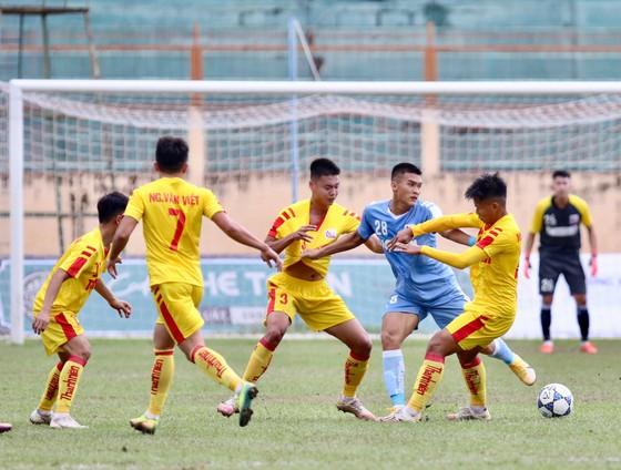 Viettel thắng trận ra quân VCK U21 Quốc gia 2020 ảnh 1