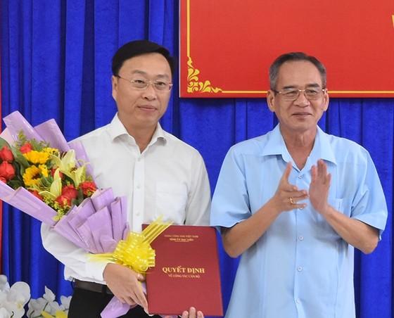 Ông Huỳnh Hữu Trí giữ chức Bí thư Thành ủy Bạc Liêu ảnh 2