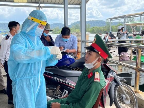 Lấy mẫu xét nghiệm SARS-CoV-2 ngẫu nhiên trong cộng đồng tại Phú Quốc ảnh 1
