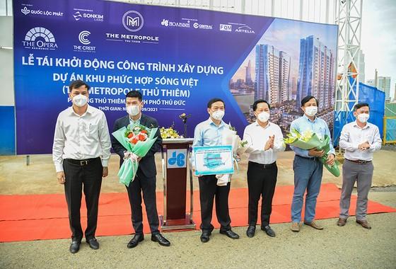 Tái khởi động dự án Khu phức hợp Sóng Việt – The Metropole Thủ Thiêm ảnh 3
