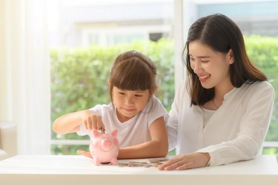Dạy con tiết kiệm – bài học nhỏ hình thành nhân cách lớn ảnh 2