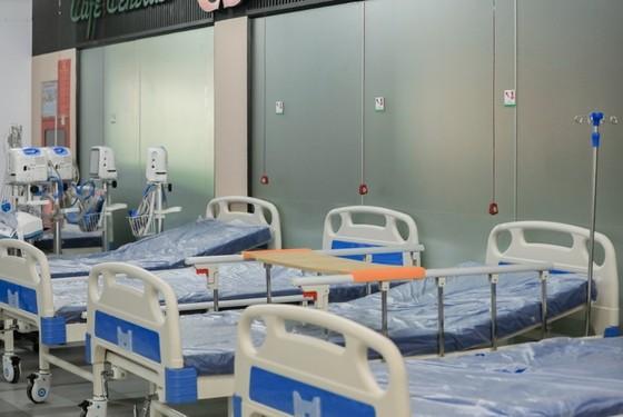 Bàn giao Bệnh viện dã chiến thu dung số 5 tại The Garden Mall cho TPHCM ảnh 3