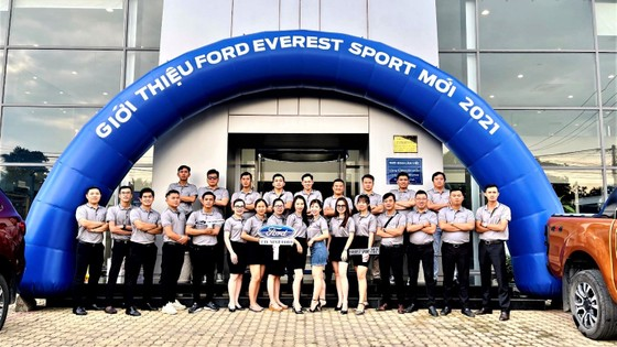 Tây Ninh Ford: Đại lý trẻ năng động trong thời đại số ảnh 3