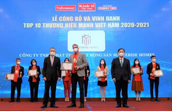Masterise Homes vào Top 10 Thương hiệu mạnh Việt Nam 2021 ngay trong năm đầu tiên được đề cử ảnh 1