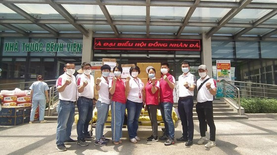 DKSH Việt Nam nỗ lực đảm bảo nguồn cung hàng hóa thiết yếu trong đại dịch ảnh 1
