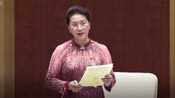 Chủ tịch Quốc hội: Chính phủ phải quyết tâm cao, có giải pháp đột phá ảnh 1