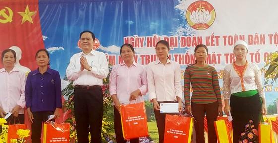 Chủ tịch Ủy ban Trung ương MTTQ Việt Nam kêu gọi người dân không sử dụng hóa chất, kháng sinh ảnh 1