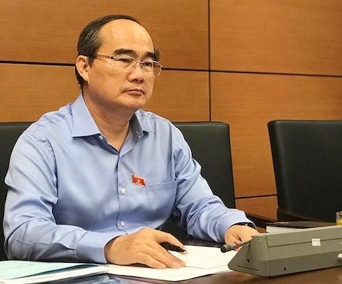 """Bí thư Thành ủy TPHCM Nguyễn Thiện Nhân: Nên miễn học phí THCS """"vì không đáng bao nhiêu"""" ảnh 1"""