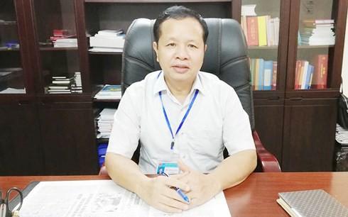 Giám đốc Sở GD-ĐT Hòa Bình: Sẵn sàng mời Bộ GD-ĐT chấm lại bài thi ảnh 1