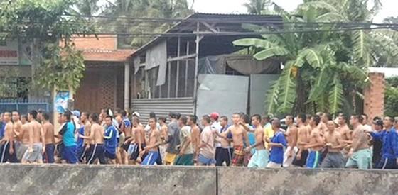Vụ học viên cai nghiện bỏ trốn ở Tiền Giang: Xử nghiêm các vi phạm ảnh 1