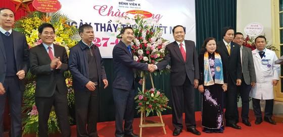 Lan tỏa giá trị tốt đẹp của người Thầy thuốc Việt Nam ảnh 1