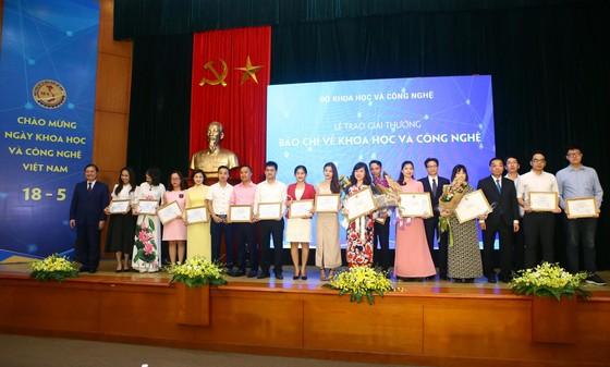 3 nhà khoa học được trao Giải thưởng Tạ Quang Bửu năm 2019 ảnh 1