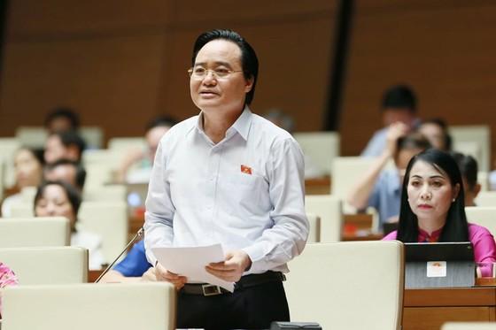 Bộ trưởng Bộ GD-ĐT nhận trách nhiệm và thiếu sót vụ gian lận thi cử ảnh 1